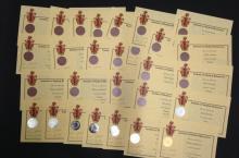 28 IMI Awards certificates